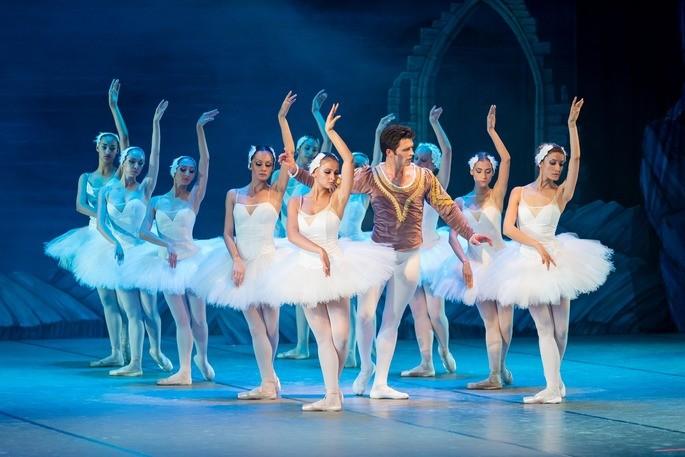 Ballet inteligencia kinestésica