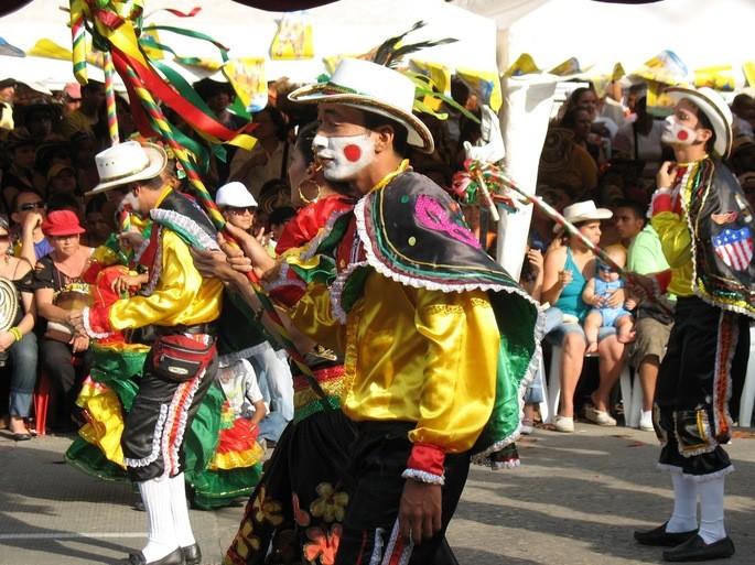 carnaval de Barranquilla, patrimonio inmaterial