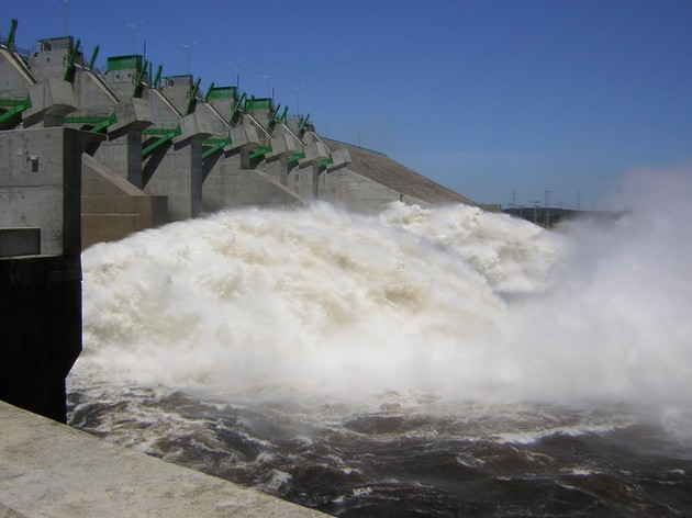 central hidroeléctrica energía renovable
