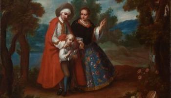 Castas de la Nueva España