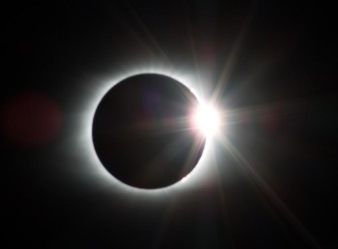 Eclipse solar del 2017 fenomeno natural