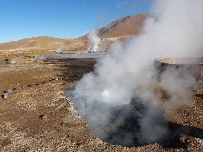 energía geotérmica tipos de energía
