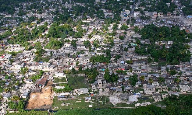 Haiti país menos desarrollado