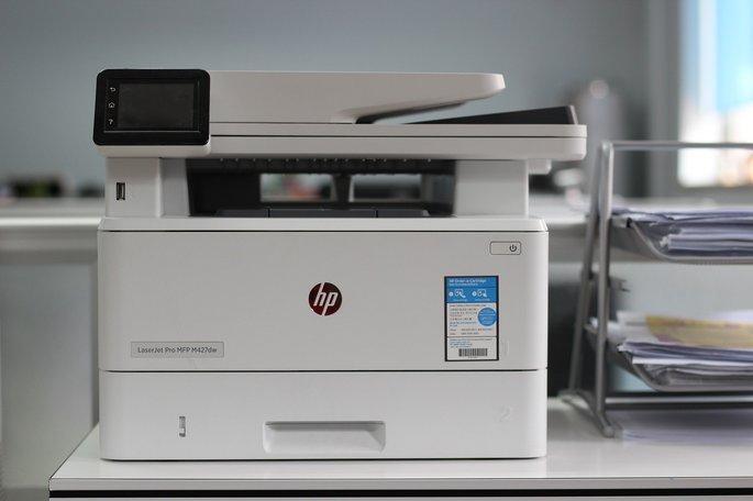 una impresora multinfunciones es un dispositivo de entrada/salida