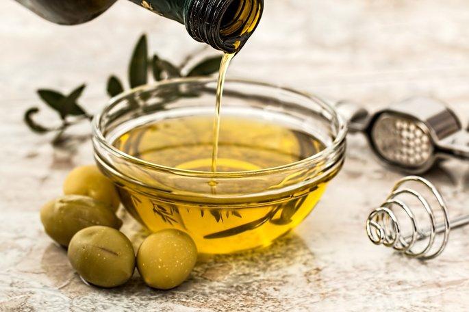 el aceite de oliva es una mezcla homogenea de lipidos