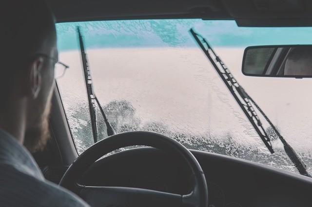 vidrio utilizado en los parabrisas de automóviles