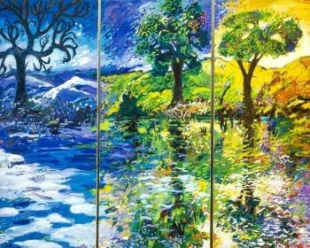 Primavera, verano, otoño e invierno