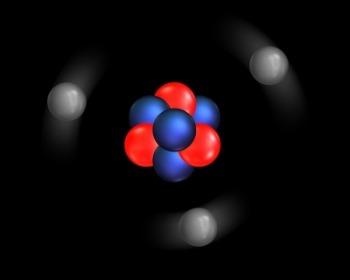 Protones, neutrones y electrones