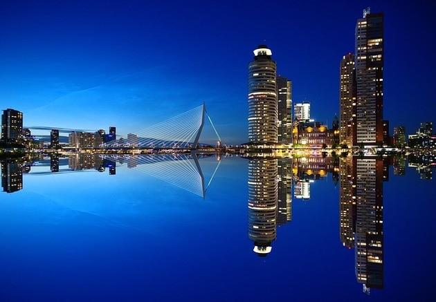 Rotterdam urbano