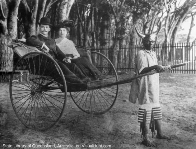 Archivo de Biblioteca Estatal de Queensland, Australia