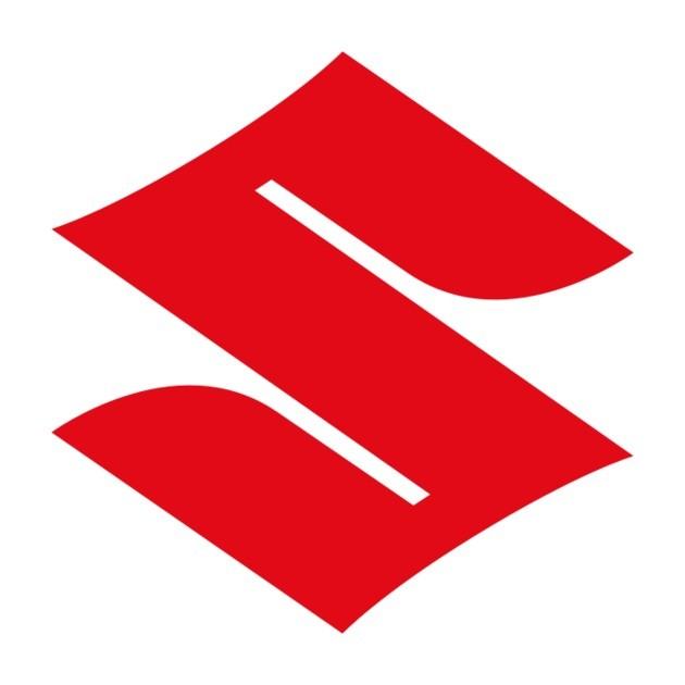Inicial de la marca Suzuki