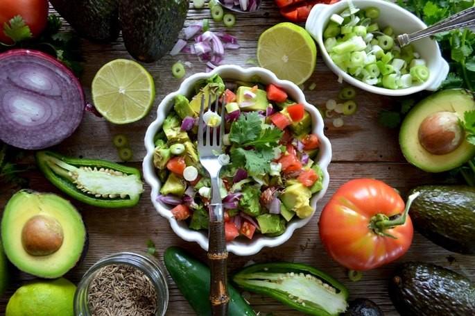 alimentación-vegetariana
